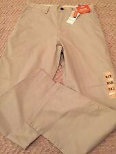 Dockers Field Khaki Classic Fit Flat Front Pants Size W30-L30, Beige Color, NWT