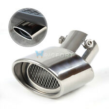 Stainless Muffler End Trim Exhaust Tailpipe Tail Pipe for Elantra Soul Accent