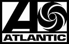 Atlantic record label sticker northern soul mod scooter LI TV SX GP PK PX