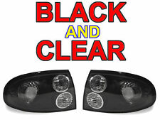 BLACK & CLEAR 2004 2005 2006 Pontiac GTO MONARO V8 DEPO REAR TAIL LIGHTS NEW