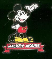 2011 Hidden Mickey Mouse Around the World Mickey (English) Disney Pin 85626