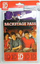 1D One Direction VIP Back Stage pass with Lanyard