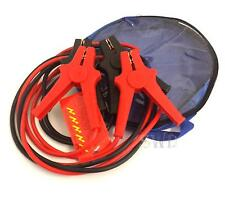 260A 1600cc 3m Long Booster Cables Car Battery Jump Start Leads Jumper QUALITY
