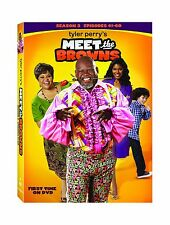 Tyler Perry's Meet The Browns: Season 3 [DVD] Free Shipping