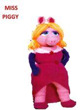 Miss Peggy Vintage Juguete Tejer patrón