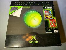 Microsoft Xbox Original Black Game Console New Open Box