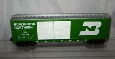MTH Train 30-7456 Burlington Northern O Gauge RailKing 40' DoubleDoor Box Car BN