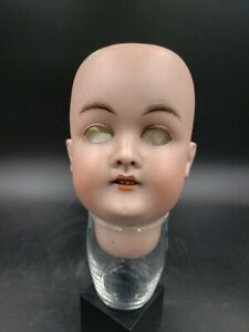 ANTIQUE BISQUE DOLL HEAD BY KESTNER GERMANY  #987 28.5cm  - NICE!