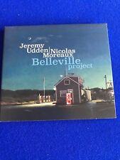 NEW Jeremy Udden Nicholas Moreaux Belleville Project CD Promo Copy Jazz 2015