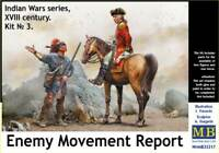 Master Box 35217 - 1/35 Enemy Movement Report. Indian Wars Series XVIII Kit 3 UK