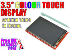 """3.5"""" TFT LCD SPI 480x320 Display Touch Screen ESP, Arduino Code. 1st CLASS POST"""