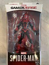 Marvel Legends Spiderman Spider Armor MK III Gamerverse Demogoblin BAF NIB!