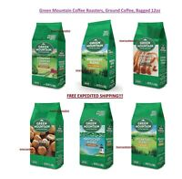 Green Mountain Coffee Roasters, Ground Coffee, Bagged 12oz - FREE EXPEDITED SHIP