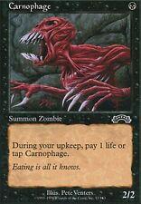 ▼▲▼ 2x Carnophage (Créophage) Exodus #53 ENGLISH  Magic