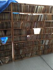"Lot of 100x 7"" RANDOM 45's WHOLESALE VINYL Job Lot Lower Grades."