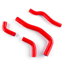 For Honda CRF 450 X/CRF450X 2005-2017 14 15 16 Silicone Radiator Hose Kit Red