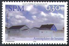 ST PIERRE & MIQUELON 2005 Fog/Meteo/case/edifici Architettura/1v (n41474)
