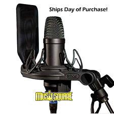 Rode NT1 KIT NT-1 Mic Recording Pack NT1-Kit Studio Microphone Shock/ Pop BSTOCK