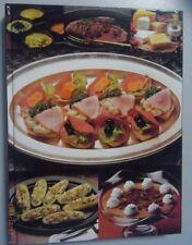 Kalte Küche ~ Für Familie und Gäste  // essen &trinken 1981//verschiedene Buffet