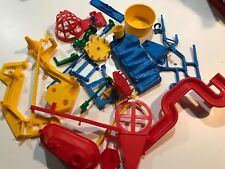 MILTON BRADLEY MOUSE TRAP Game Lot Assorted Replacement Parts SHIPS FAST