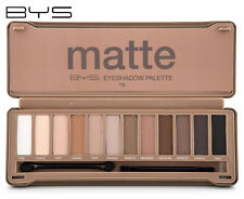 BYS Matte Eyeshadow Palette 12g