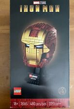 LEGO 76165 Marvel Super Heroes: Iron Man Avengers Helmet New In Box