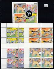 KV SOMALIA 2003 - MNH - DOGS - ANIMALS - PETS