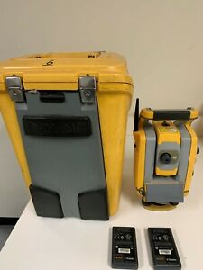 "Trimble S5 3"" DR Plus Survey Total Station - Excellent Condition"
