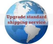 upgrade standard shipping service