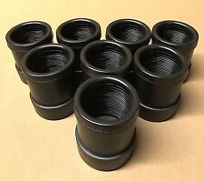 8 Luckicup Black Heavy Duty Dice Cup Lucky Cups FREE Shipping