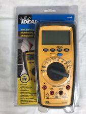 IDEAL Electrical 61-486 486 Series Commercial-Grade Digital Multimeter