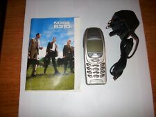 Nokia 6310i Silver Orange (World best phone,Good used Condition)