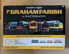 Graham Farish N Gauge Freight Starter Set + extras