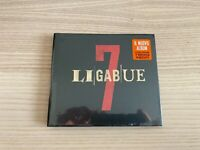 Ligabue _ 7 _ CD Album digibook _ 2020 Warner NUOVO SIGILLATO