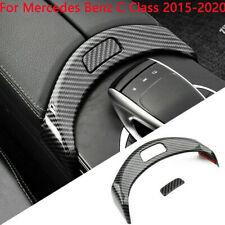 Car Armrest Box Button Frame For Mercedes Benz C Class X253 W205 GLC 2015-2020