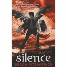 Silence Pa by Becca Fitzpatrick 0857079832 The Fast Free Shipping