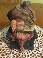 "New listing All Gods Children ""Hannah"" Martha Holcombe 1988 Figurine #1515 5 1/4"" Tall"