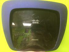 Cisco Linksys E3000 4-Port Gigabit Wireless N Router
