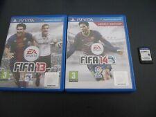 FIFA 13 + FIFA 14 + FIFA 15 PSVITA PAL ESPAÑA PSVITA