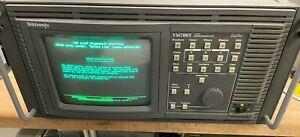 Tektronix VM700T Video Measurement Set Opt. 11, 40