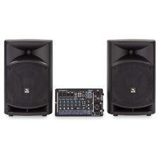 PROEL FREEPASS10USB sistema audio portatile completo mp3 mixer 8 canali 500 watt