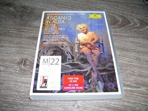 Mozart : Ascanio In Alba ( Adam Fischer ) * DVD 5.1 DTS Region 0 PAL 2006 *