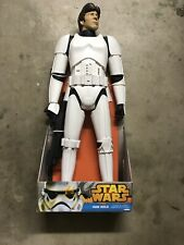Giant Star Wars Big 31 Inch Han Solo NEW action figure