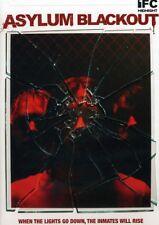 Asylum Blackout [New DVD]