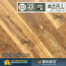 French Oak Laminate Flooring /floating Floor E0 Rating Ac4 Introductory OFFER