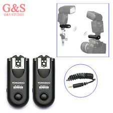 Yongnuo RF-603 II Radio Wireless Remote Flash Trigger C1 for Canon 600D 1000D