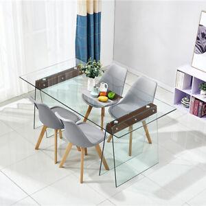 Tavolo Legno Vetro A Altri Tavoli Acquisti Online Su Ebay