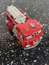 Disney Pixar Cars Red Fire Truck Diecast 1:55