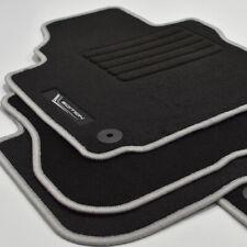 Mattenprofis Velours Logo Fußmatten passend für VW Caddy IV ab Bj.06/2015 - si