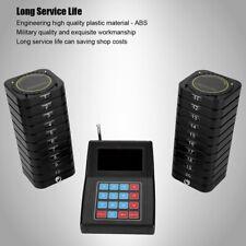 999 Kanäle Wireless 20 Pager Restaurant Gästeruf-Kundenrufsystem Paging System
